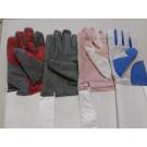 Δερμάτινα  γάντια 3 όπλων