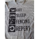 T-SHIRT  FENCING