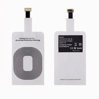 Ασύρματος Δέκτης Φόρτισης Qi για micro USB