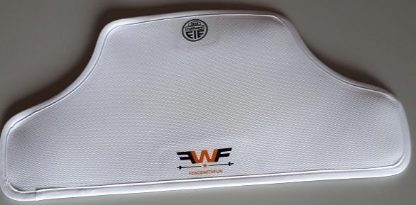 FWF Προστατευτικό ανδρικό στήθους Πάνινο Αδιάβροχο 800 NW FIE