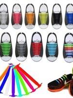 Κορδόνια Παπουτσιών Ελαστικά Σιλικόνης