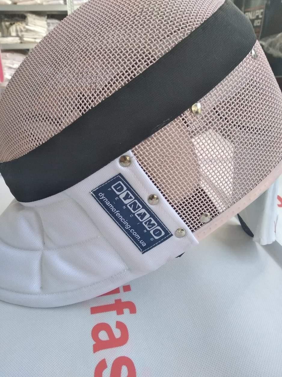 Dynamo Μάσκα Epee 350 NW με Αποσπώμενη επένδυση Ροζ