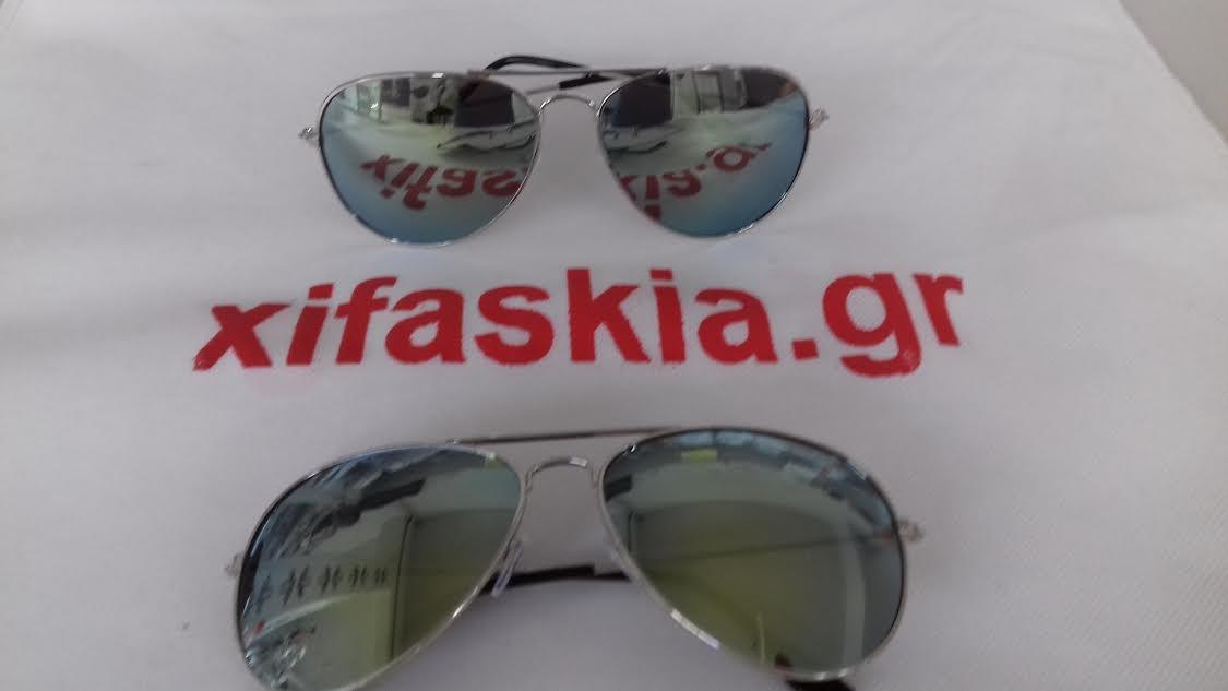 Γυαλιά ηλίου καθρέπτης Anti-UV