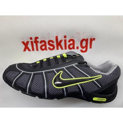 Παπούτσια ξιφασκίας NIKE Μαύρο