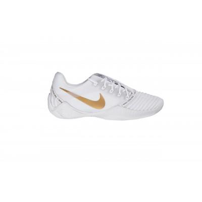 Παπούτσια ξιφασκίας New NIKE Άσπρο Χρυσό